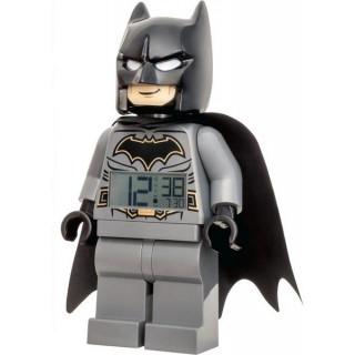 LEGO hodiny s budíkem DC Super Heroes Batman