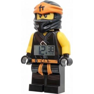 LEGO hodiny s budíkem Ninjago Cole