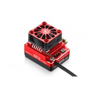 XERUN XR10 PRO 160A - červený
