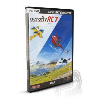 AeroflyRC7 ULTIMATE (Windows) - Rozbalený