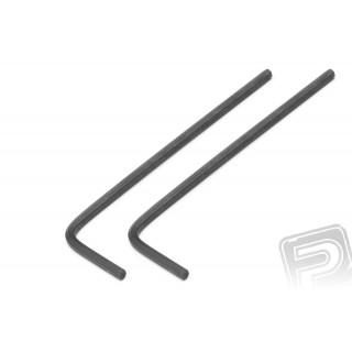 Klíč Imbus 1.5 mm, 2 ks.