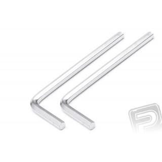 Klíč Imbus 4,0 mm, 2 ks.