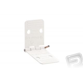 Plastový pant MINI, 26x11mm, 10 ks.