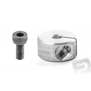 Hliníkový stahovací kroužek 3,0 x 12mm, 2 ks. - NEW