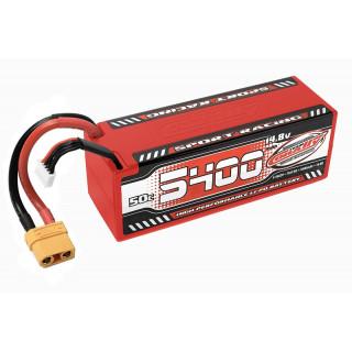 Sport Racing 50C LiPo Stick Hardcase-5400mAh-11.1V-T-DYN (79,9Wh)