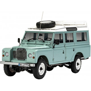 Modelset auto 67047 - Land Rover Series III (1:24)