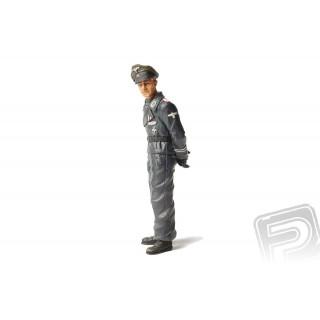 1/16 figurka vyššího vůdce útočné jednotky Jochena Peiper