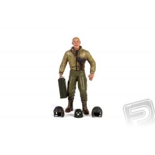 1/16 stojící figurka technika třetí gardy L. Mimmsa Standing