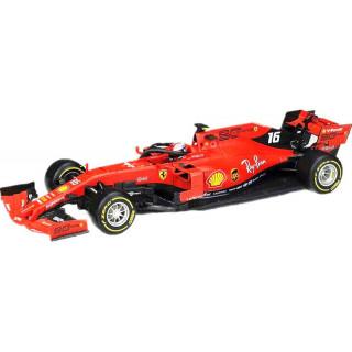 Bburago Ferrari SF90 1:18 NO16 Leclerc