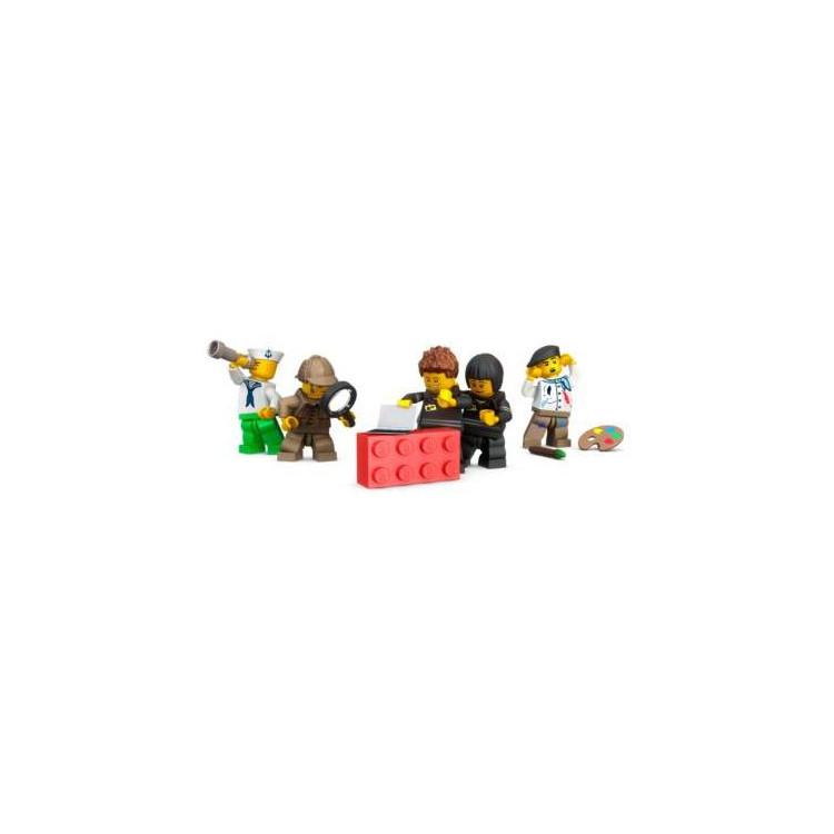 LEGO mini box 46x46x43mm - bílý