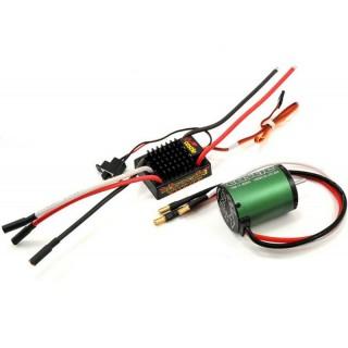 Castle motor 1406 4600ot/V s reg. Sidewinder V3