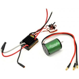 Castle motor 1406 6900ot/V s reg. Sidewinder V3