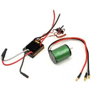 Castle motor 1406 7700ot/V s reg. Sidewinder V3