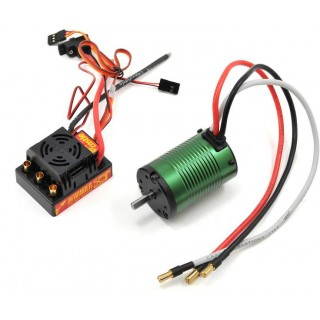 Castle motor 1410 3800ot/V 5mm s reg. Sidewinder SCT