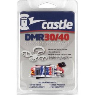 Castle regulátor DMR 30/40 multirotor (1ks)