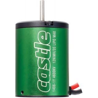Castle motor 1406 4600ot/V