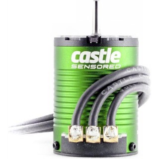 Castle motor 1406 7700ot/V senzored