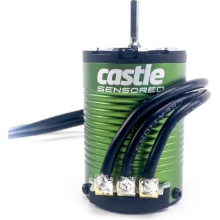 Castle motor 1410 3800ot/V senzored