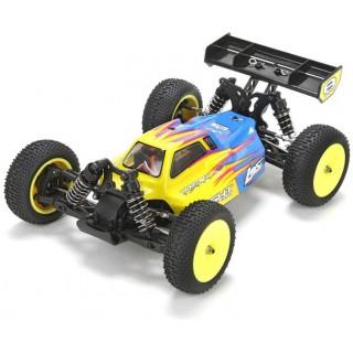 Losi Mini 8IGHT 1:14 4WD Bl AVC RTR modrá