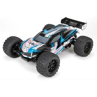 Losi TEN MT 1:10 4WD AVC RTR modrá