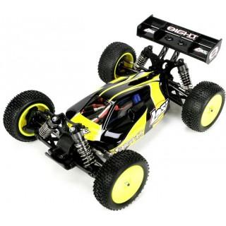 Losi Mini 8IGHT 1:14 4WD Brushless černá RTR
