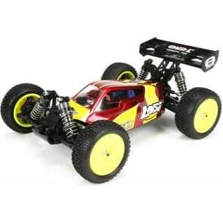 Losi Mini 8IGHT 1:14 4WD Brushless červená RTR