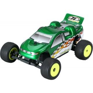 Losi Micro-T Stadium Truck 1:36 RTR zelený