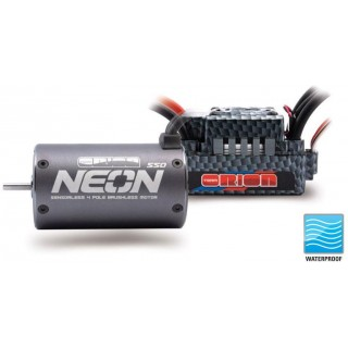 Team Orion Combo Neon 550 4P/2400kV/3mm + R10SC WP