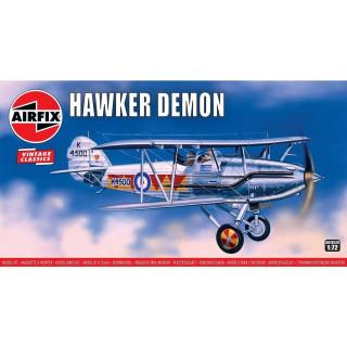 Classic Kit VINTAGE letadlo A01052V - Hawker Demon (1:72)