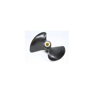 Závodní lodní šroub 2 listý, pravý, stoupání 1,6, 70,0mm/M5