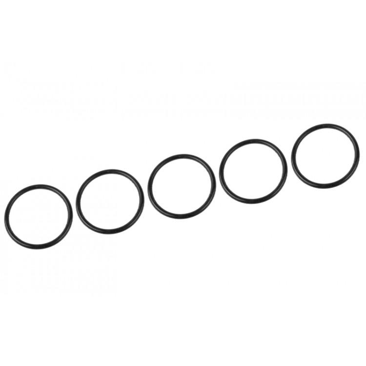 Silikonový O-kroužek 16,2x19,8mm, 5 ks.