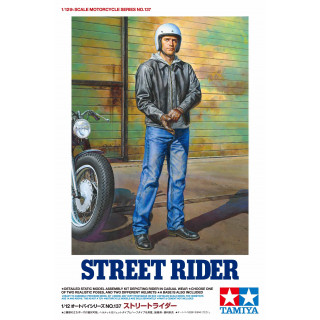 TAMIYA 1:12 Street Rider