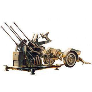 Tamiya 1:35 Ger. 20mm Flakvierling 38