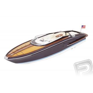Revival luxusní motorový člun 1:30 ARTR