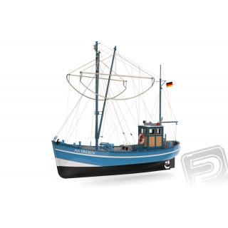 Norden rybářský člun 1:25 kit
