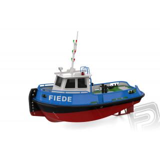 Fiede přístavní remorkér 1:50 kit