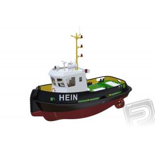 Hein přístavní remorkér 1:50 kit