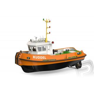 Kuddel přístavní remorkér 1:50 kit