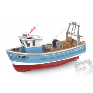 Marie Astrid rybářský člun 1:50 kit