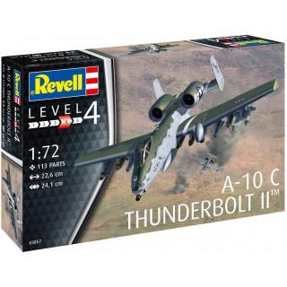 Plastic ModelKit letadlo 03857 - A-10C Thunderbolt II (1:72)