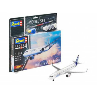 ModelSet letadlo 64952 - Airbus A321 Neo (1:144)