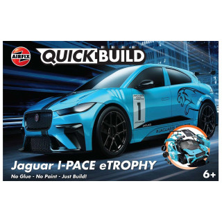Quick Build auto J6033 - Jaguar I-PACE eTROPHY