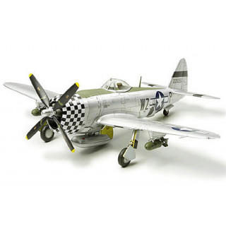 Tamiya P-47D Thunderbolt Bubbletop 1:72