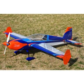 """70"""" Extra 300 EXP V2 - oranžová/modrá/bílá 1,77m - el. verze"""