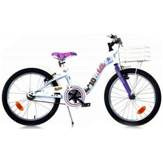 """DINO Bikes - Dětské kolo 20"""" LOL Surprise"""