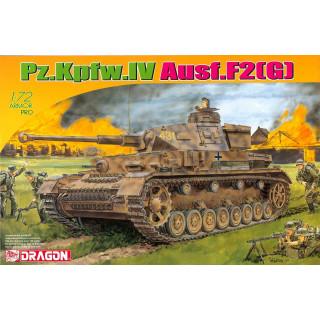 Model Kit tank 7359 - Pz.Kpfw.IV Ausf.F2(G) (1:72)