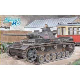 Model Kit tank 6954 - Pz.Kpfw.III Ausf.J Initial Production / Early Production (2 in 1) (1:35)