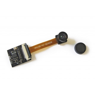 Alpha 110 - kamera včetně čočky