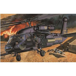Model Kit vrtulník 12115 - AH-60L DAP (1:35)