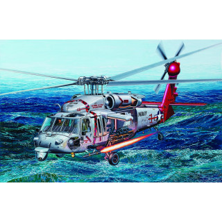 "Model Kit vrtulník 12120 - MH-60S HSC-9 ""Tridents"" (1:35)"